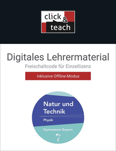 66018 click & teach 7 Box: Physik