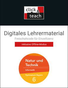 66019 click & teach 6 Box: Informatik