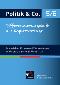 71085 Differenzierungsheft als Kopiervorlage 5/6