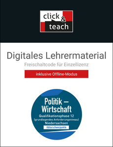 72067 click & teach Qualifikationsphase 12 (grundlegendes Anforderungsniveau) Box