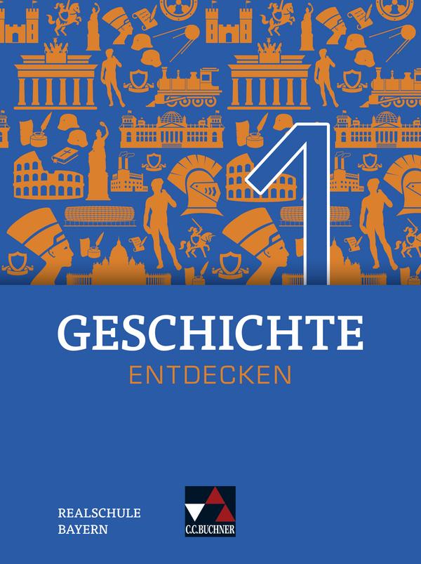 Geschichte entdecken – Bayern, Unterrichtswerk für