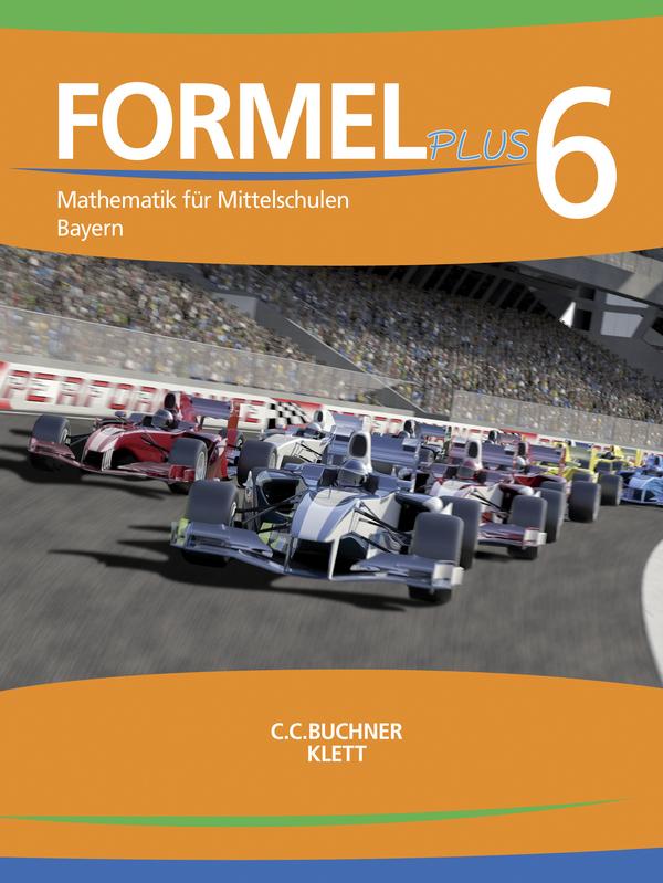 Formel PLUS 6, Mathematik, Lehrbuch