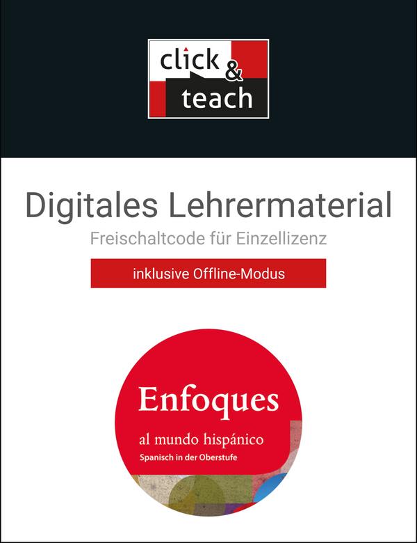 click & teach Box, Digitales Lehrermaterial (Karte mit ...